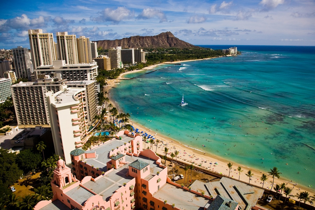 We Offer Our Limo Transport Service To All Hawaii Hotels In Honolulu Waikiki Koolina Turtle Bay Or Basically Anywhere Your Hotel Is Located On The